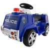 Ride on Toy, Police Truck for Kids, Battery Powered Ride on Toy by Lil' Rider - Toys for Boys and Girls, Toddler - 5 Years Old