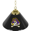 East Carolina University 14 Inch Single Shade Bar Lamp