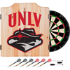 UNLV Dart Cabinet with Board and Darts