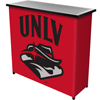 UNLV 2 Shelf Portable Bar w/ Case