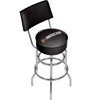 NASCAR Swivel Bar Stool with Back