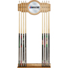 NASCAR Cue Rack with Mirror