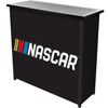 NASCAR 2 Shelf Portable Bar w/ Case