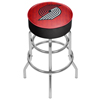 NBA Padded Swivel Bar Stool - City  - Portland Trailblazer