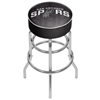 NBA Padded Swivel Bar Stool - Fade  - San Antonio Spurs