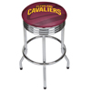 NBA Chrome Ribbed Bar Stool - Fade  - Cleveland Cavaliers