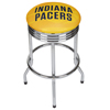 NBA Chrome Ribbed Bar Stool - Fade  - Indiana Pacers