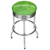 NBA Chrome Ribbed Bar Stool - Fade  - Minnesota Timberwolves