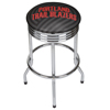 NBA Chrome Ribbed Bar Stool - Fade  - Portland Trailblazers