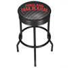 NBA Black Ribbed Bar Stool - Fade  - Portland Trailblazers