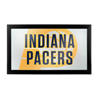 NBA Framed Logo Mirror - Fade  - Indiana Pacers