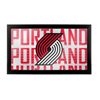 NBA Framed Logo Mirror - City  - Portland Trailblazers
