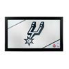 San Antonio Spurs NBA Framed Logo Mirror