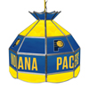 Indiana Pacers NBA 16 Inch Stained Glass Lamp