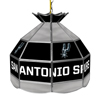 San Antonio Spurs NBA 16 Inch Stained Glass Lamp