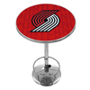 NBA Chrome Pub Table - City  - Portland Trailblazers