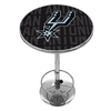 NBA Chrome Pub Table - City  - San Antonio Spurs