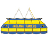 Indiana Pacers NBA 40 Inch Stained Glass Lamp