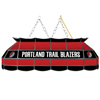 Portland Trail Blazers NBA 40 Inch Stained Glass Lamp
