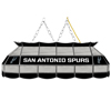 San Antonio Spurs NBA 40 Inch Stained Glass Lamp