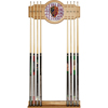 NBA Cue Rack with Mirror - City  - Cleveland Cavaliers