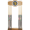 Indiana Pacers NBA Billiard Cue Rack with Mirror