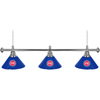 Detroit Pistons NBA 3 Shade Billiard Lamp