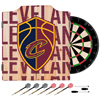 NBA Dart Cabinet Set with Darts and Board - City  - Cleveland Cavaliers