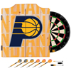 NBA Dart Cabinet Set with Darts and Board - City  - Indiana Pacers