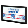 NHL Framed Logo Mirror - New York Rangers�