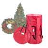 Tree Wreath Combo Bag