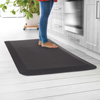 Anti-Fatigue Mat- Durable Thick Cushioned Floor Mat- Soft Non-Slip Comfortable Padding in Home, Kitchen, Bath, Office, Standing Desk by Lavish Home