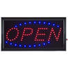 Open LED Sign- Lighted Neon Electric Display Open Sign With Animation and Energy Efficient LED For Home, Business, Special Events by Lavish Home
