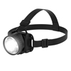 LED Headlamp, Adjustable Headband for Kids and Adults, Battery Operated 160 Lumen LED Bulbs, for Camping, Running, Hiking, and Emergency by Stalwart