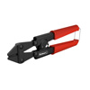 Bolt and Wire Cutter ? Heavy Duty 8 Inch Drop Forged Shears with 3/16 Inch Capacity Compound Action Jaws and Ergonomic Anti-Slip Grips by Stalwart