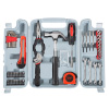 Tool Kit - 132 Pieces with Carrying Case - Essential Heat-Treated Steel Hand Tool and Basic Repair Set for Apartments, Dorm, Homeowners by Stalwart
