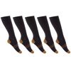 Copper Infused Compression Socks (5 Pack)