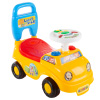 Ride On Activity Car-  Toy Rideon Push Walking Car with Steering Wheel, Lights, Sounds, Music for Babies, Toddlers Learning to Walk by Lil? Rider