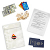 Fire Resistant Document Bag- Large Size Fiberglass Protective Holder for Legal Documents, Deeds, Passports, Birth Certificates by Stalwart Security