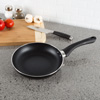 Non Stick 8? Frying Pan with Heat Safe Handle- Oven / Dishwasher Safe Allumi-Shield Cookware Skillet and Saut� Fry Pan by Classic Cuisine (Black)