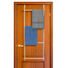 Over the Door Towel Rack-Bathroom or Shower Door 4 Bar Hanging Holder for Towels, Washcloths or Clothes-Space Saving Storage Accessory by Lavish Home