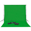 3065 Square Perfect SP5000 Professional Quality Background Stand For Chromakey Green Screen And Backdrop