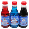 8648 Polar Cones Premium Snow Cone & Shaved Ice Syrup Three Flavor Variety Pack, Pint