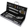 BBQ Grilling Accessories ? 16PC Grill Set with Spatula, Tongs, Skewers, Case ? Barbecue Tools for Father?s Day, Wedding, Anniversary by Home-Complete