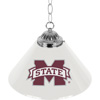 Mississippi State Single Shade Bar Lamp - 14 inch