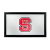North Carolina State Framed Logo Mirror