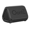 OontZ Angle solo Bluetooth Speaker Surprisingly Loud Volume and Bass 100? Wireless Range, IPX-5 Splashproof Perfect Travel Speaker Black with lanyard