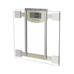 Remedy Digital Scale - Body Weight, Fat and Hydration