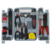 Household Hand Tools, 130 Piece Tool Set by Stalwart, Set Includes ?  Hammer, Wrench Set, Screwdriver Set, Pliers (Great for DIY Projects)