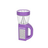 3 in 1 LED Lantern, Flashlight and Panel Light- Lightweight Camping Lantern By Wakeman Outdoors (For Camping Hiking Reading and Emergency) (Purple)